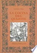 libro La Cocina Del Quijote