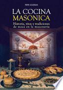 libro La Cocina Masónica