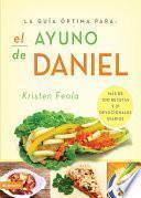 libro La Guia óptima Para El Ayuno De Daniel
