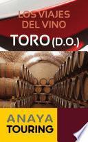 libro Los Viajes Del Vino. Toro