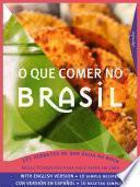 libro O Que Comer No Brasil