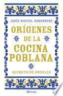 libro Orígenes De La Cocina Poblana