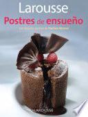 libro Postres De Ensueño
