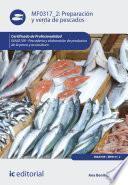 libro Preparación Y Venta De Pescados. Inaj0109