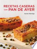 libro Recetas Caseras Con Pan De Ayer