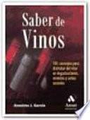 libro Saber De Vinos