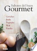 libro Sabores Del Buen Gourmet