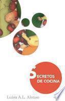 libro Secretos De Cocina