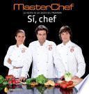 libro Sí, Chef