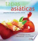 libro Tapas Asiáticas