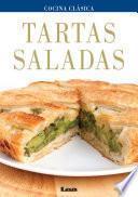 libro Tartas Saladas
