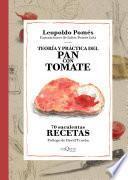 libro Teoría Y Práctica Del Pan Con Tomate