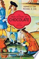 libro The True History Of Chocolate