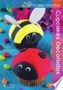 libro Veinte Ideas Para Hacer Cupcakes Decorados