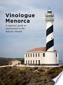libro Vinologue Menorca
