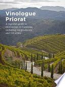 libro Vinologue Priorat