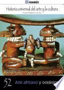 libro 52. Arte Africano Y Oceánico.