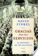 libro Gracias Por Sus Servicios