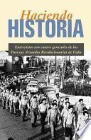 libro Haciendo Historia