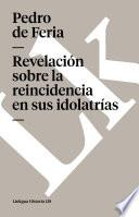 libro Revelación Sobre La Reincidencia En Sus Idolatrías