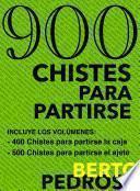 libro 900 Chistes Para Partirse