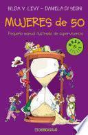 libro Mujeres De 50