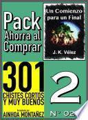 libro Pack Ahorra Al Comprar 2 (nº 027)