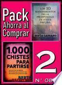 libro Pack Ahorra Al Comprar 2 (nº 087)