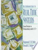 libro An Introduction To Real Time Systems
