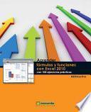 libro Aprender Fórmulas Y Funciones Con Excel 2010 Con 100 Ejercicios Prácticos