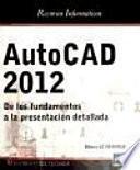 libro Autocad 2012