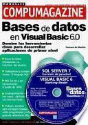 libro Bases De Datos En Ms Visual Basic 6.0