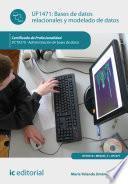 libro Bases De Datos Relacionales Y Modelado De Datos. Ifct0310