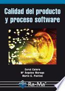 libro Calidad Del Producto Y Proceso Software