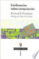 libro Conferencias Sobre Computación