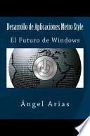 libro Desarrollo De Aplicaciones Metro Style