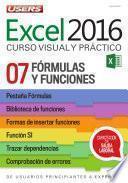 libro Excel 2016 – Fórmulas Y Funciones