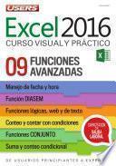 libro Excel 2016 – Funciones Avanzadas
