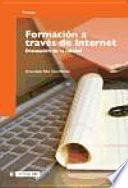 libro Formación A Través De Internet