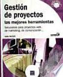 libro Gestión De Proyectos: Las Mejores Herramientas