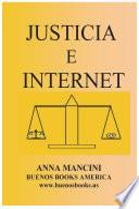 libro Justicia E Internet, Una Filosofía Del Derecho Para El Mundo Virtual