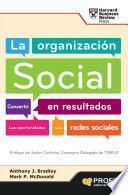 libro La Organización Social