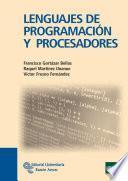 libro Lenguajes De Programación Y Procesadores