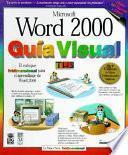 libro Microsoft Word 2000