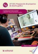 libro Preparación De Proyectos De Diseño Gráfico. Argg0110