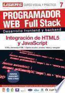 libro Programador Web Full Stack 7   Curso Visual Y