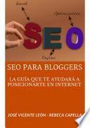 libro Seo Para Bloggers