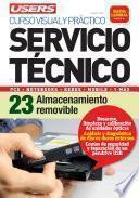 libro Servicio Técnico 23: Almacenamiento Removible