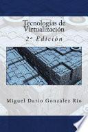 libro Tecnologías De Virtualización