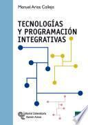 libro Tecnologías Y Programación Integrativas